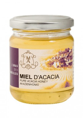 アカシアの蜂蜜ポット