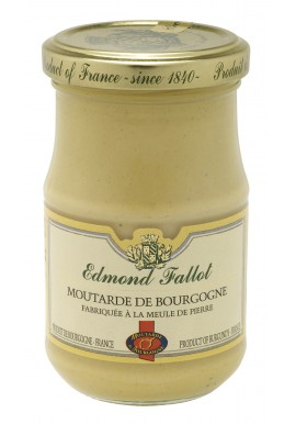 Moutarde de Bourgogne, Edmond Fallot