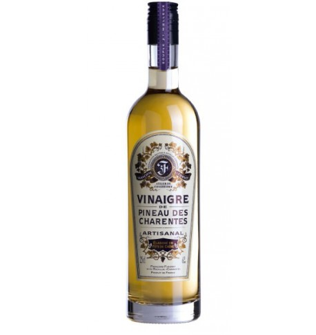 シャラント産ピノ(白)のビネガー 250 ml