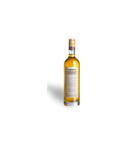 シャラント産サフラン入りピノ(白)のビネガー 250 ml