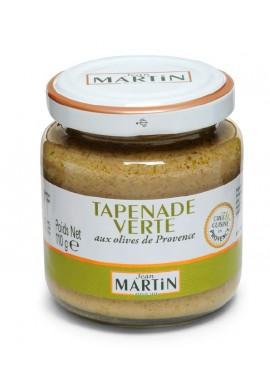 Tapenade olives vertes Jean Martin