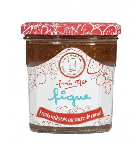 Confiture de figue au sucre de canne par Françis Miot