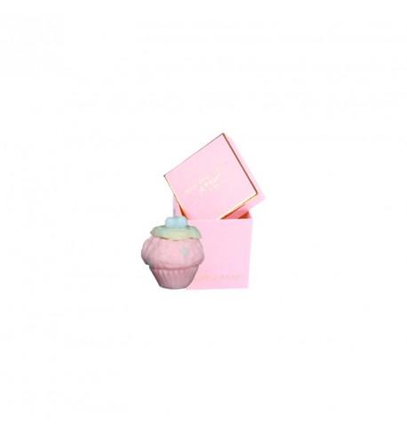 Boite bougie cupcake rose de Catherine Masson