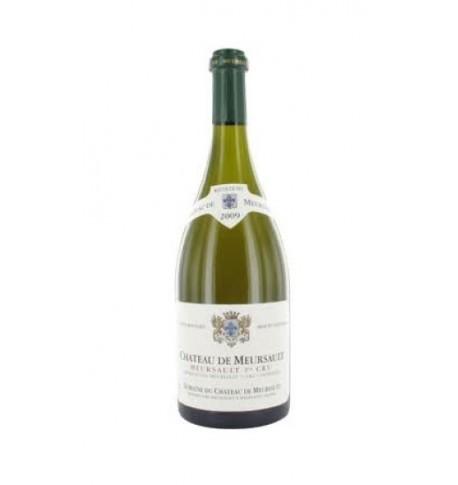 Château de Meursault blanc 1er cru 2009, Aoc demi bouteille