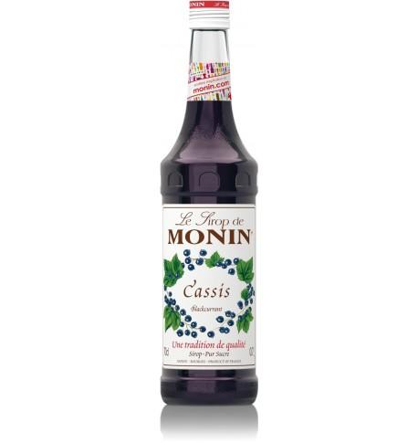 Sirop de cassis Monin