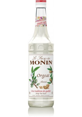 Syrup orgeat Monin
