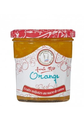 Confiture d'orange au sucre de canne par Françis Miot x3