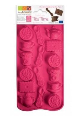 Moule chocolat Tea Time ScrapCooking®