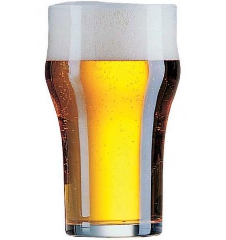 Gobelet à bière Nonic empilable 28 cl x12