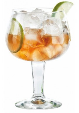cocktail glasses Gusto 65 cl x6