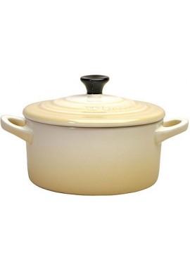 Mini ceramic casserole dune Le Creuset