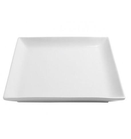 """Assiette plate carrée """"Clélia"""" 12 x 12 cm"""