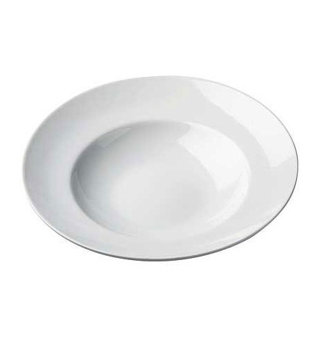 Assiette à pâtes en porcelaine Ø 26 cm