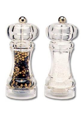 salt mill acrylic 14.5cm