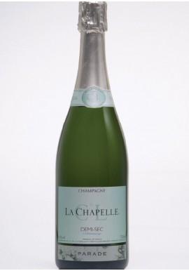 champagne PARADE demi-sec