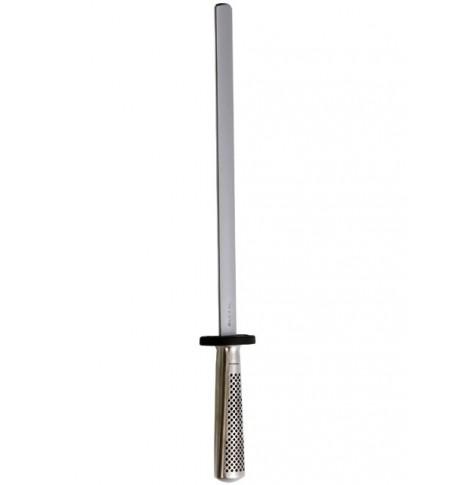 Fusil de cuisine à mèche ovale diamant 30 cm G39