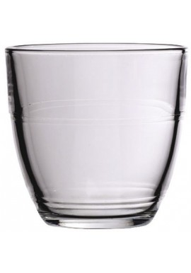 Gobelet Gigogne en verre trempé 22 cl (x 4)