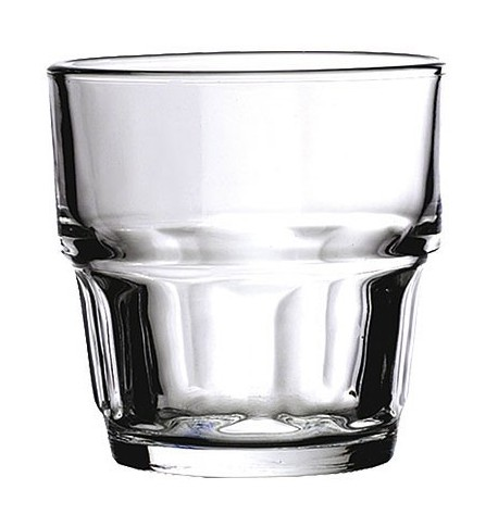 Gobelet Lola en verre trempé 20 cl (x 6)