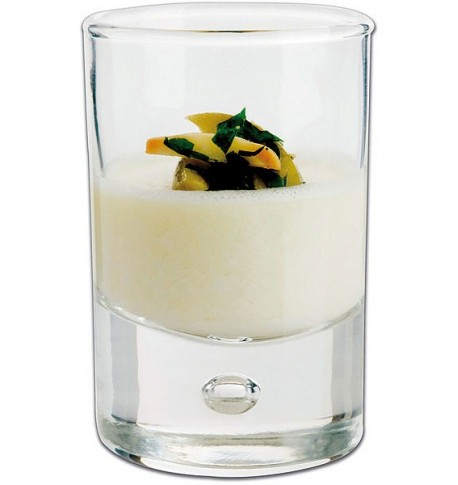 Verrine Disco en verre trempé 5 cl (x 6)