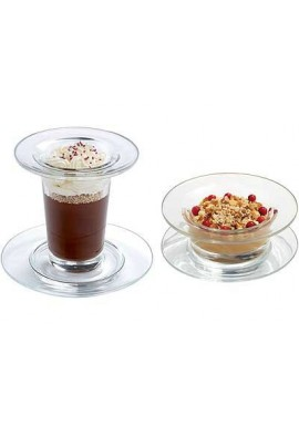 Coupe à glace Capello basse 23 cl (x 4)