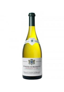 Bourgogne Blanc Chardonnay Meursault 1er Cru 2010 , Château de Meursault Aoc  demi Bouteille