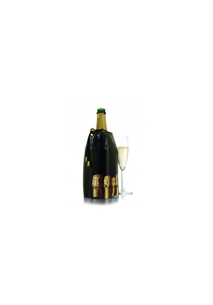 rafraichisseur bouteille champagne. Black Bedroom Furniture Sets. Home Design Ideas