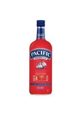 bouteille pacific fraise 0.7L