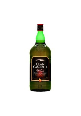 Clan campbell scotch whisky magnum 1.5L