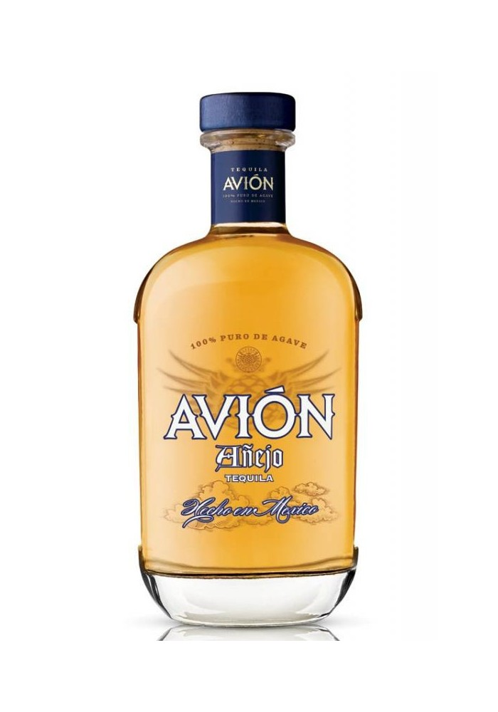 Tequila avion anejo bouteille 0 7l vie de chateaux for Avion tequila mixed drinks