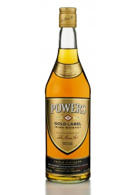 Powers irish whisky bouteille 0.7L
