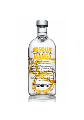 absolut aromatisée mango 0.7L