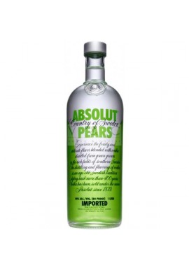 absolut aromatisée pears 0.7L
