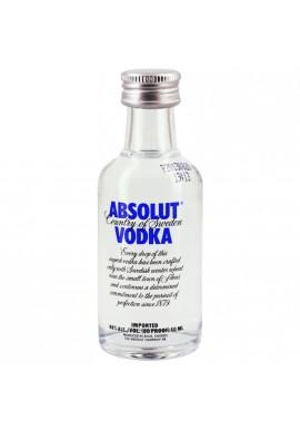 Absolut vodka mignonette 0,05L