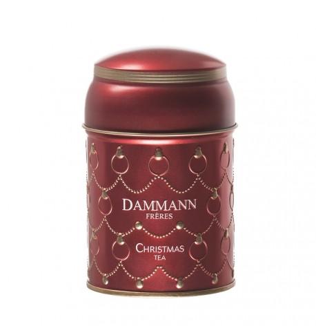 Thé aromatisé 'Chrismas Tea' Rouge Dammann