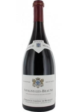 Bourgogne rouge Savigny Les Beaune rouge 2013, Château de Meursault AOP demi bouteille