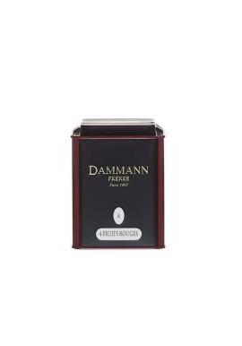 tea 4 red fruits Dammann