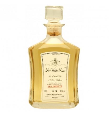 La Vieille Poire® Carafe Athéna 43% 70cl