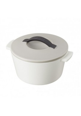 cocotte ronde revolution taupe