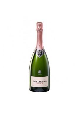 Bollinger rosé 75cl nu x6