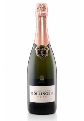 Bollinger rosé 150cl nu x3