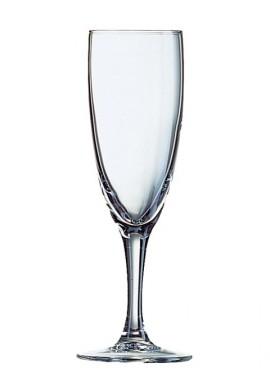 Flûte à champagne Elégance 10 cl x12