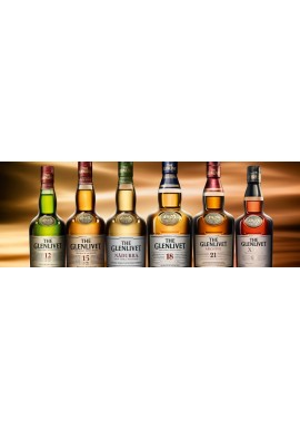 Whisky the glenlivet