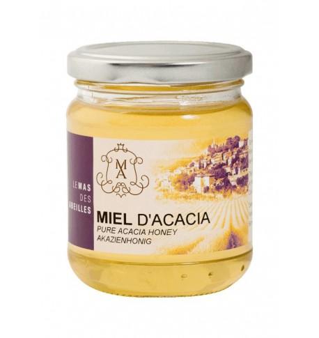 Honey of Locust tree,  Le mas des abeilles
