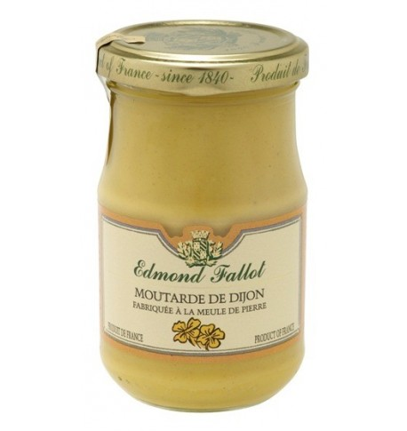 Mustard of Dijon, Edmond Fallot