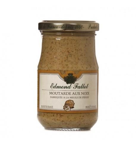 Mustard in walnuts, Edmond Fallot