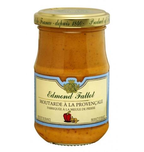 Moutarde à la provençale,Edmond Fallot