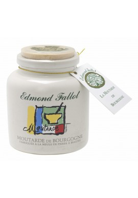 Moutarde de Bourgogne en pot grés, Edmond Fallot