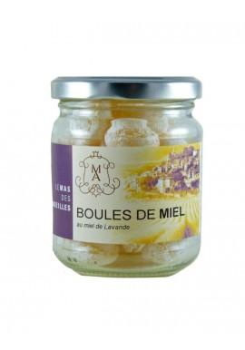 Boules de miel Le mas des abeilles