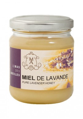 Honey of Lavender Le mas des abeilles