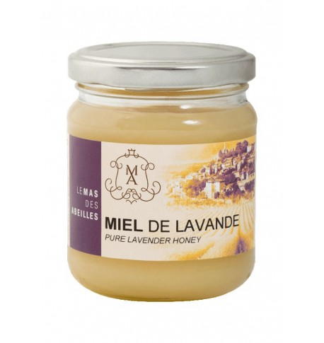 Honey of Lavender,  Le mas des abeilles